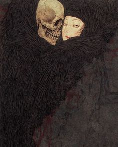 One of the many incredible works by Takato Yamamoto