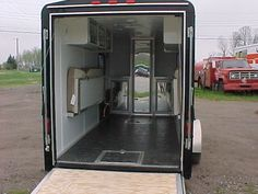 building small toy hauler from enclosed box trailer - anybody have experience? - ADVrider