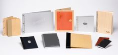 Custom Ring Binders, Custom Notebooks & Folders by Sneller.  Custom Promotional Packaging.  Custom Marketing Materials.  www.snellercreative.com.  Custom Proposal Covers, Presentation Covers by Sneller on Behance