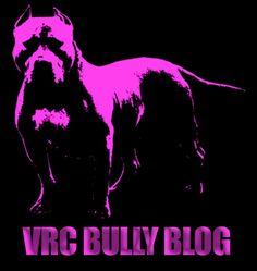viallobo logo, pit bulls