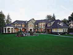 fancy houses dream homes
