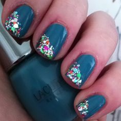 Lacura base opi rainbow connection on top