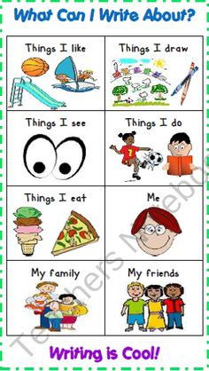 Visual clues and where to start a story help child with expression and show interest in their lives. M