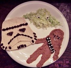 May the FRIJOLES Be With You!