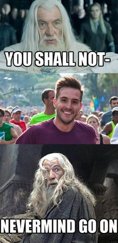 Nobody can resist Ridiculously Photogenic Guy!