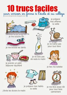 Great Advice For The College Years And Beyond Love French, French Words, Learn French, French Stuff, French Teacher, Teaching French, Education Positive, Kids Education, High School French