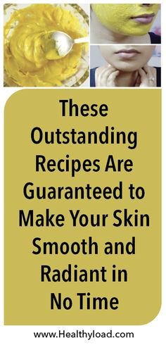 These Outstanding Recipes Are Guaranteed to Make Your Skin Smooth and Radiant in No Time - healthyload Skin So Soft, Smooth Skin, Inevitable, Factors, Beauty Hacks, Beauty Tips, Collagen, Your Skin, Range