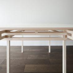 Temple Table   Hiroyuki Tanaka