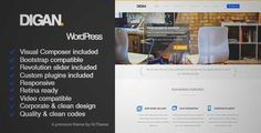 Download and review of Digan Multipurpose WordPress Business Theme, one of the best Themeforest Corporative themes {Download & review at|Review and download at} {|-> }http://best-wordpress-theme.net/digan-multipurpose-business-download-review/