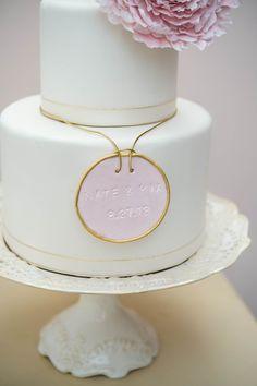 Edible DIY Wedding Cake Keepsake | Erica O'Brien Cake Design | Hamden, CT