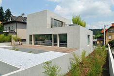 House D by Bevk Perovic Arhitekti in Ljubljana, Slovenia