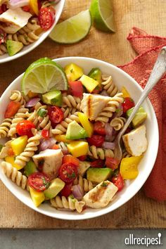 Pasta salad, chicken soup, baked eggs...and that's just the beginning.