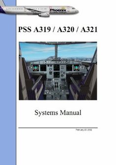 A319 / A320 / A321 System Manual by Airbus Inc.