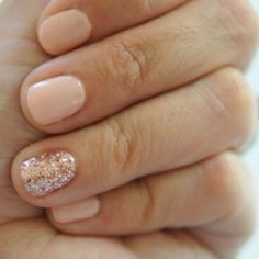 Easy nail idea - Love this! Let the bottom layer dry then put on the tape and do the other part. Brilliant!