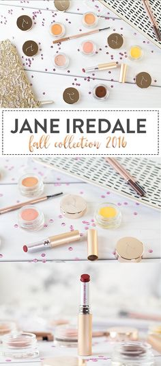 Jane Iredale Fall Co