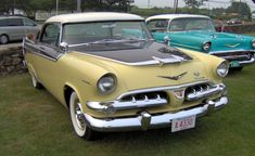 1956 Dodge_Custom_Royal_Lancer Maintenance/restoration of old/vintage vehicles: the material for new cogs/casters/gears/pads could be cast polyamide which I (Cast polyamide) can produce. My contact: tatjana.alic@windowslive.com