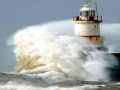 Image result for shipwrecks and lighthouses wallpaper