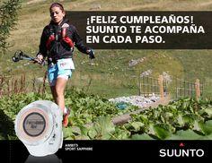 Suunto Ambit3 Sport Sapphire Aby Zamora