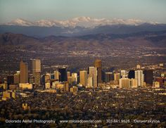 Denver...lived in the mountains outside of Denver for 2 years and always loved escaping them for a dose of the city. Great bear and nightlife.