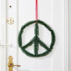 PEACEFUL CHRISTMAS / TÜRKRANZ von Donkey Products