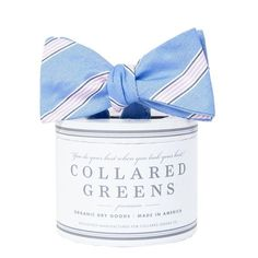 Collared Greens Catalina Bow Tie in Blue