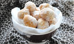 Sicilian Fried Dough (with recipe). Yummilicious.