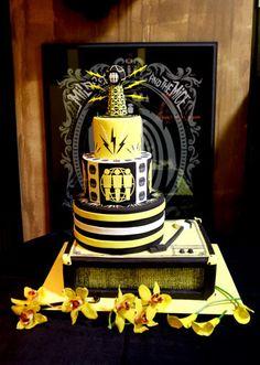 Jack White/Third Man Records Cake