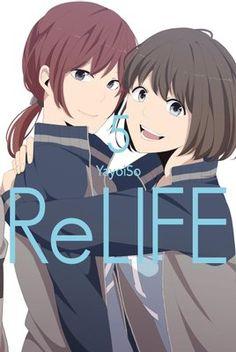 Relife Season 2 Sub Indo : relife, season, Relife, Anime,, Animasi,, Anime, Roman