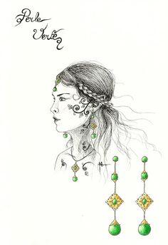 La fée Perle Verte