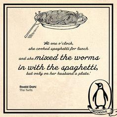The Twits- Roald Dahl