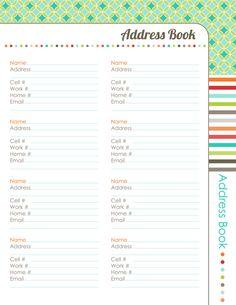 Organizing Planner: The Harmonized House Project | Worldlabel Blog