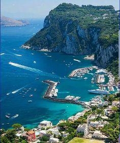 Capri sziget