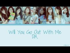 DIA (다이아) - Will You Go Out With Me