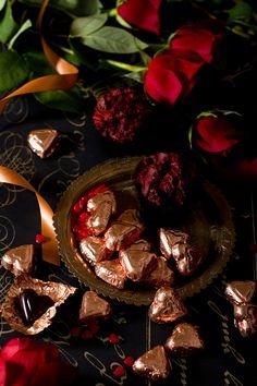 Rikki Snyder Photography | Blog | Chocolate Chip Red Velvet Muffins