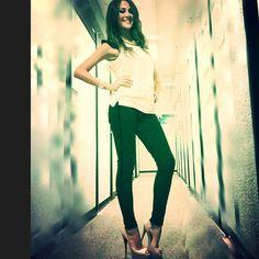 #GiorgiaPalmas Giorgia Palmas: Oggi a #dettofatto #rai2 per parlare del @fondoambiente e della loro raccolta fondi per salvare le bellezze della nostra #italia #fai #fondoambiente #sms #45506 ✌️#me #giorgiapalmas #totallook @beatricebbrand