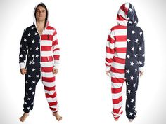 Wear Your Patriotism with Pride in The Patriot Onesie
