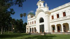 Old Train Station in Chapala, Mexico
