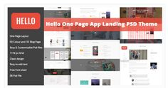 22 Awesome Technology PSD Templates