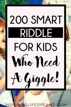 Kids Riddles With Answers, Best Riddles For Kids, Riddles Kids, Funny Riddles, Jokes And Riddles, Funny Jokes For Kids, Kid Jokes, Brain Teasers Riddles, Brain Teasers With Answers