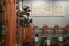 Heritage Distilling Co. in Gig Harbor