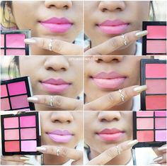PRODUCT DESCRIPTION: What the brand says: Pucker up your lips are in for a treat! The new Nyx Pro Lip Cream Palettes – feature six expertly coordinated colour combinations… Lip Palette, Lip Cream, Your Lips, Nyx Cosmetics, Beauty Make Up, Lipstick, Makeup, Beauty Products, How To Make