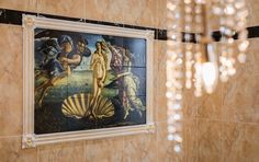 Pandis Palace Luxury seafront holiday Villa in Crete Crete Chania, Palace, Villa, Luxury, Gallery, Frame, Holiday, Bathrooms, Painting