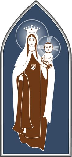 ; Feast day of Our Lady of Mount Carmel | Our Lady of Mount Carmel