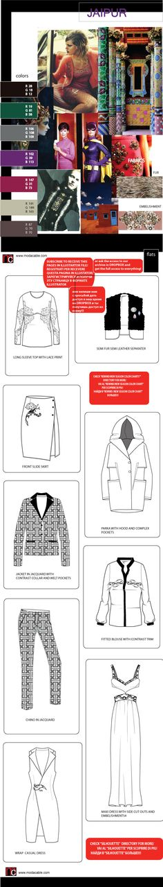 PopUp ModaCable.com Fashion Flats, Fashion Art, Fashion Trends, Fashion Bible, Fashion Story, Fashion Design Sketches, Fashion Drawings, Fashion Sketchbook, Fashion Portfolio