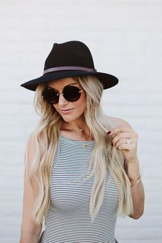 Seeing Stripes in the Round (sunnies)