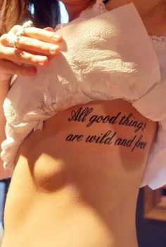 I can see myself getting something like this, although in a smaller size font =P lol