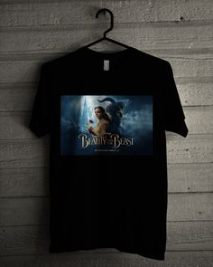 Kaos Beauty and The Beast - Bikin Kaos Satuan