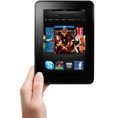 "Kindle Fire HD 7"", Dolby Audio, Dual-Band Wi-Fi, 16 GB"