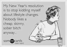 Funny New Year's Ecard: .