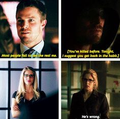 Arrow - Felicity Smoak 1x15 | the blacklist | Pinterest ...